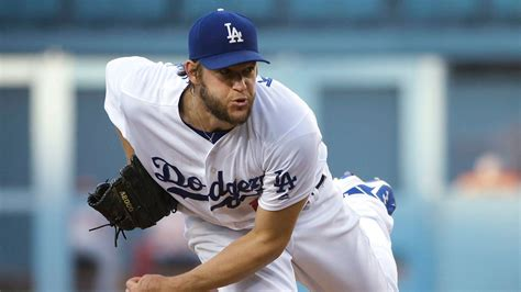 www kershaw dodgers go with clayton kershaw on rest in 4 of