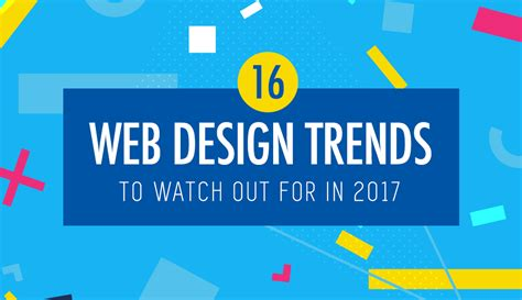 2017 web design trends 16 web design trends to watch out for in 2017 visual