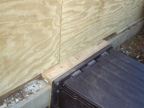 badger basement systems crawl space repair photo album