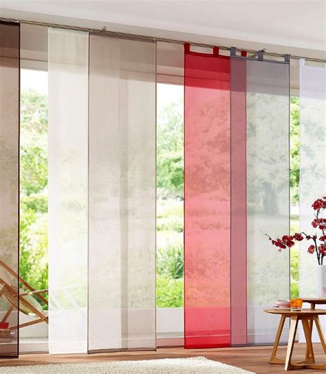 Sliding Panel Curtains Panel Curtains Sliding Curtain Panel Curtain Velcro Velcro Panel Cart New Ebay