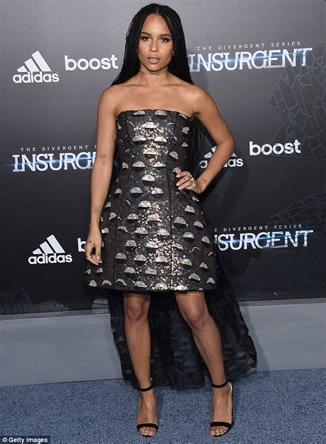 Zhoey Crussader Black zoe kravitz brings some style to the insurgent