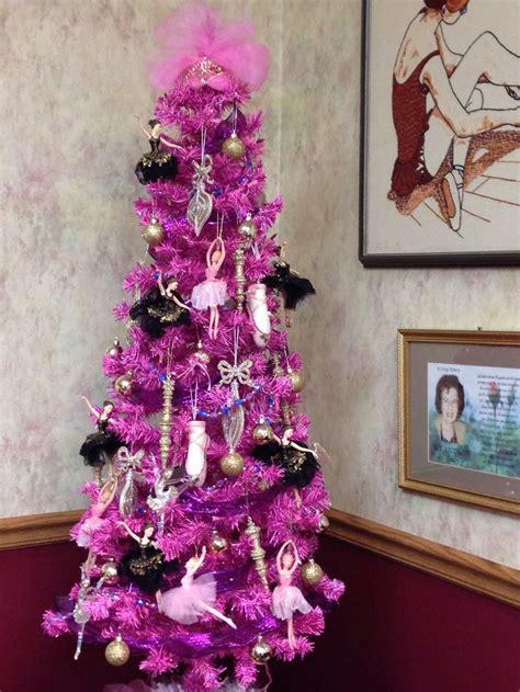 ballet christmas tree crafts diy pinterest trees