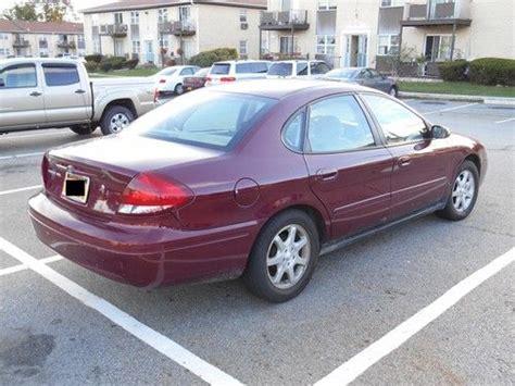 2007 ford taurus sel 3 0 liter ohv buy used 2007 ford taurus sel sedan 4 door 3 0l v6 in monsey new york united states