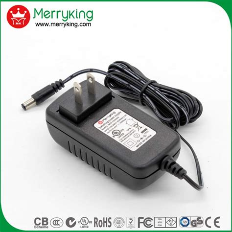 wall mount charger wallmount charger ac dc output 12v 2 5a power adapter 36w