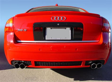 2003 audi rs6 performance parts apr rs6 performance exhaust system