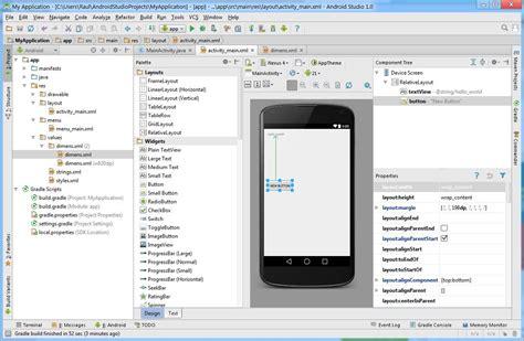 design app android studio google lanza oficialmente la versi 243 n 1 0 de android studio