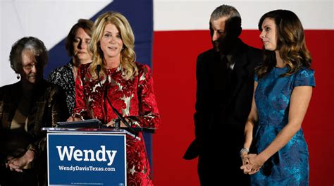 by wendy duprey a doctoral candidate in rhetoric and composition and wendy davis did not have two abortions as she claims