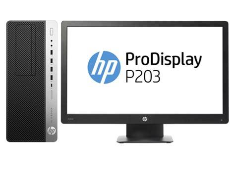 Desktop Hp Elite Desk 800 G3 Mt 1me93pa hp elite desk 800 g3 mt 1me94pa spesifikasi harga