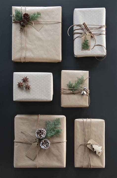 christmas gift wrapping ideas stylizimo