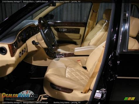 2009 bentley arnage interior saffron beluga interior 2009 bentley arnage t photo 6