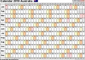 Calendar 2018 Australia Holidays August 2018 Calendar Australia Calendar