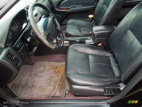 1997 Nissan Maxima Interior by Charcoal Interior 1997 Nissan Maxima Gle Photo 66469353