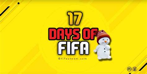 Fut Giveaway - 17 days of fifa guide for fifa 17 fut biggest social giveaway