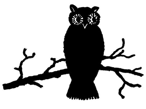 halloween clipart halloween owl clip art black and white wallpapers gallery
