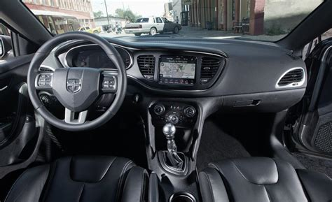 Dodge Dart Interior by Car And Driver