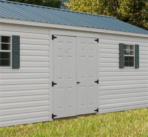 Accessory Options Bunce Buildings Vinyl Clad Exterior Doors
