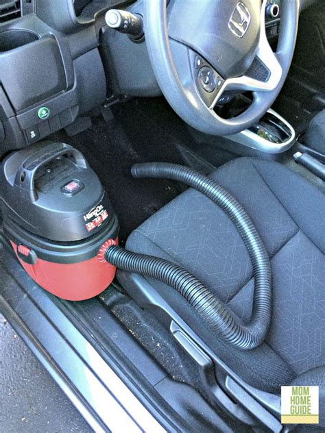 Vac Car Interior by Diy Detailing A Car With Yankee Candle Brand Fragrances