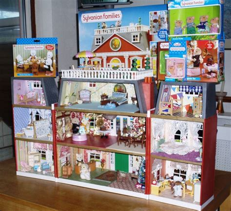 Sylvanian Families Original Cat With Oven Set 13 best images about sylvanian families on