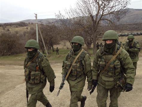 russian military ukrainian and russian troops standoff in crimeadiscover