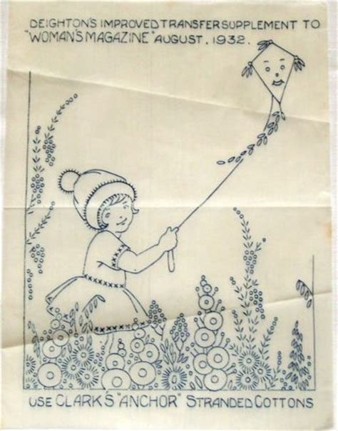 vintage pattern flying 5577 best images about embroidery on pinterest hand