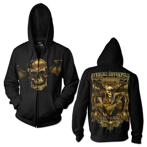 Sweater Avenged Sevenfold Abu Zemba Clothing avenged sevenfold midas hoodie