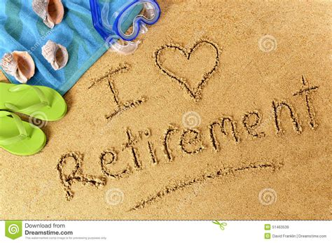 vacation retirement and leisure plans at familyhomeplans com retirement plan beach vacation love happiness stock photo