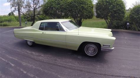 cadillac coupe for sale 1968 cadillac calais coupe for sale