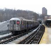 New York City Subway Rolling Stock