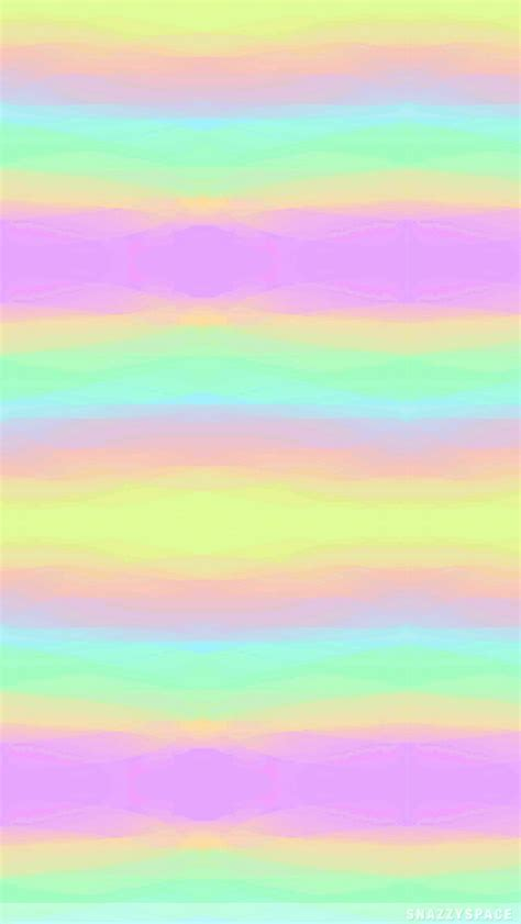 Pastel Wash iPhone Wallpaper