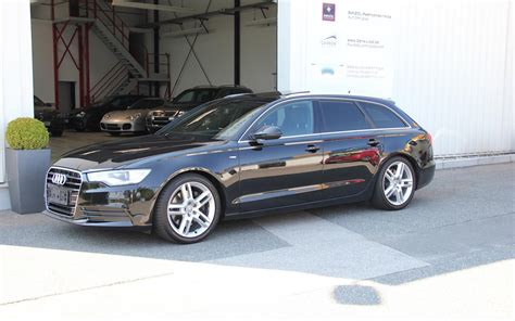 Audi A6 4g S Line by Audi A6 Avant 3 0 Tdi Quattro 4g S Line Panoramadach