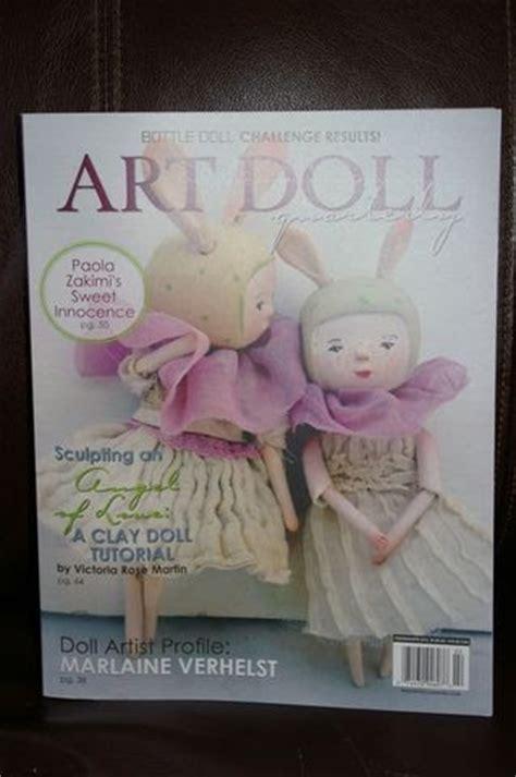 doll quarterly challenges perry originals doll quarterly magazine bottle