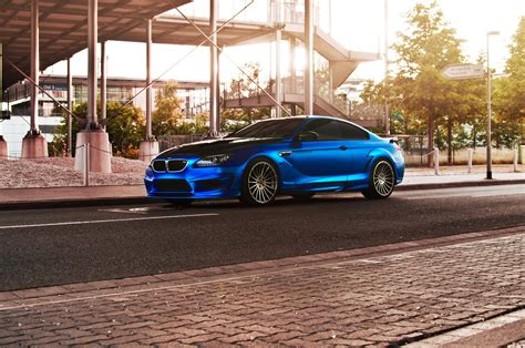 bmw m6 modified bmw m6 wrapped by fostla and modified by hamann is one big