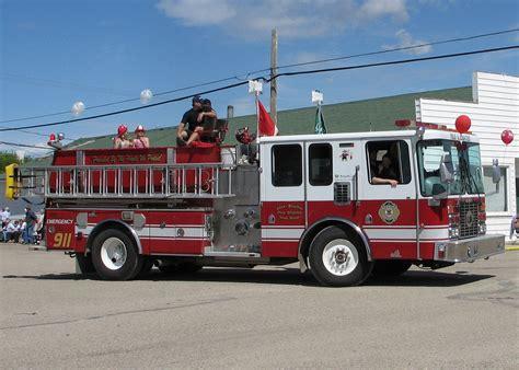 Cfire Trucker emergency services town of allan
