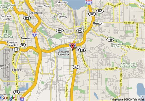 seattle map renton map of springhill suites seattle renton renton