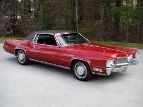 1969 Eldorado Cadillac 1969 Cadillac Eldorado Cadillac