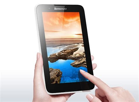 Tablet Lenovo A7 10 lenovo tab 2 a7 10 and tab 2 a7 30 budget tablets launched at ces 2015 technology news