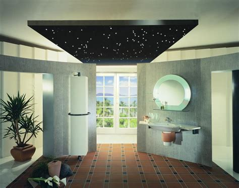 yesss badezimmer kit fibre optique skylight100 rgb paulmann lumiere