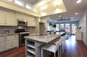 heights bungalow remodel craftsman kitchen houston by jamie house design