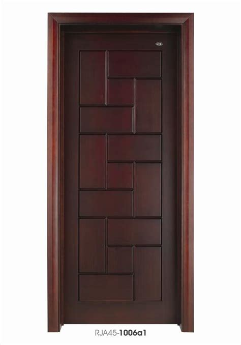 Interior Timber Doors Solid Doors Dogberry Collections Modern Slab Set Of 2 Stained Solid 1 Panel Knotty Alder