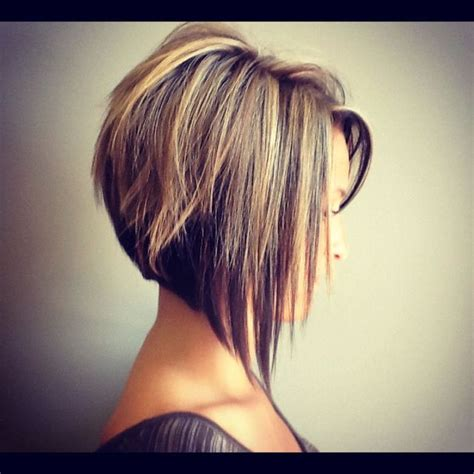is highlighted hair dated best 25 concave bob ideas on pinterest long concave bob
