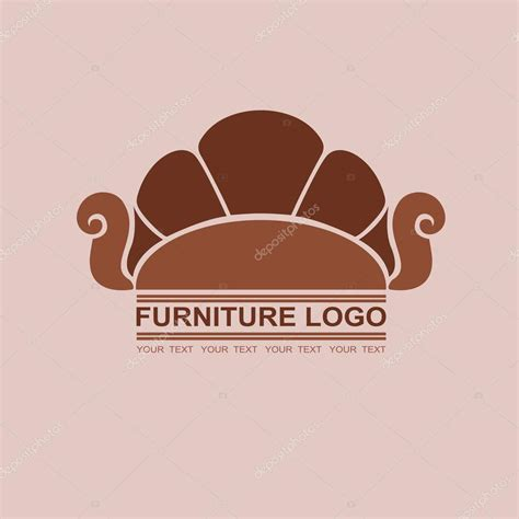 Furniture Logo by Sofa Furniture Logo For Your Business Element Design