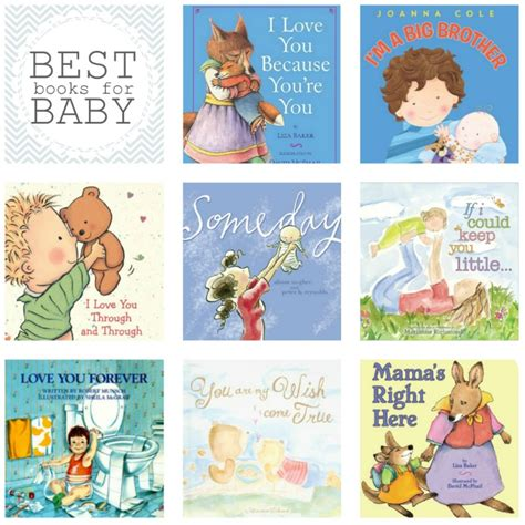 My Top 8 Best Books For Baby And Marriage