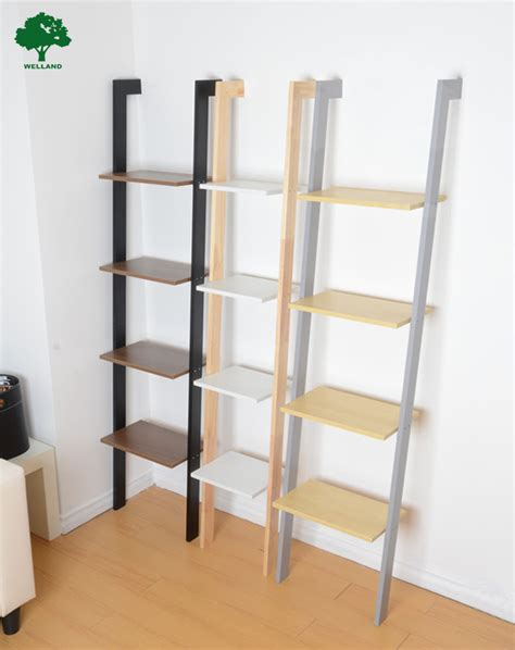 new designed wooden decorative ladder shelf buy wooden