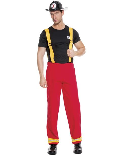 mens costumes for the bedroom men s firefighter costume men s uniform costume men s