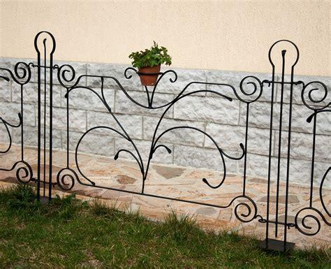 Designer Gartenzaun