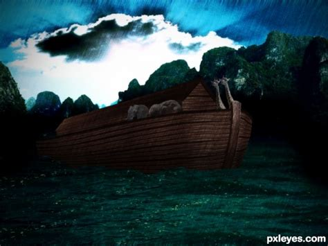 film nabi nuh air bah yang tidak terangkut kapal nabi nuh dan tidak mati oleh c