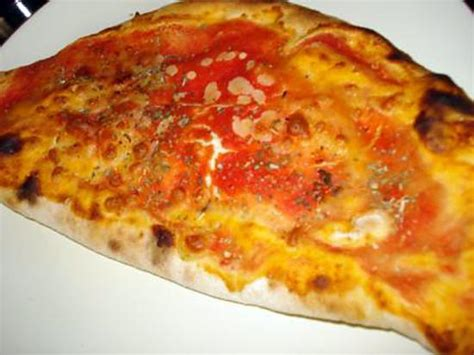 recette pizza italienne maison pizza calzone italienne