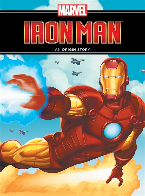 Origin A Novel iron disney books disney publishing worldwide