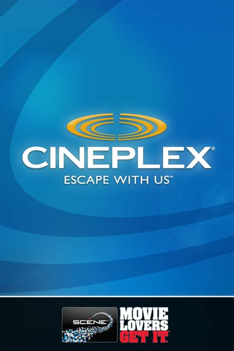 cineplex mobile cineplex mobile iphone app now available iphone in