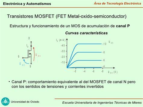 transistor fet como funciona transistor fet curva caracteristica 28 images comfacor transistores fet transistores efecto